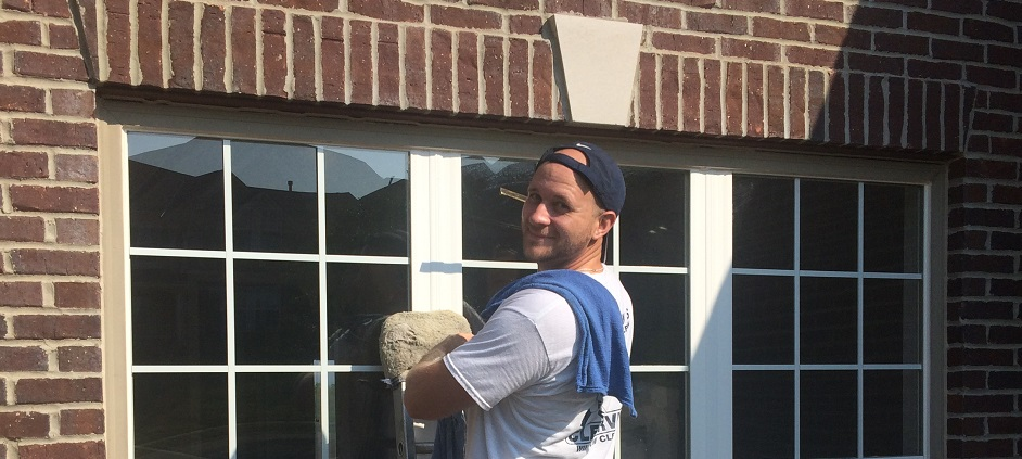 Residential window cleaning work in Ohio Cincinnati