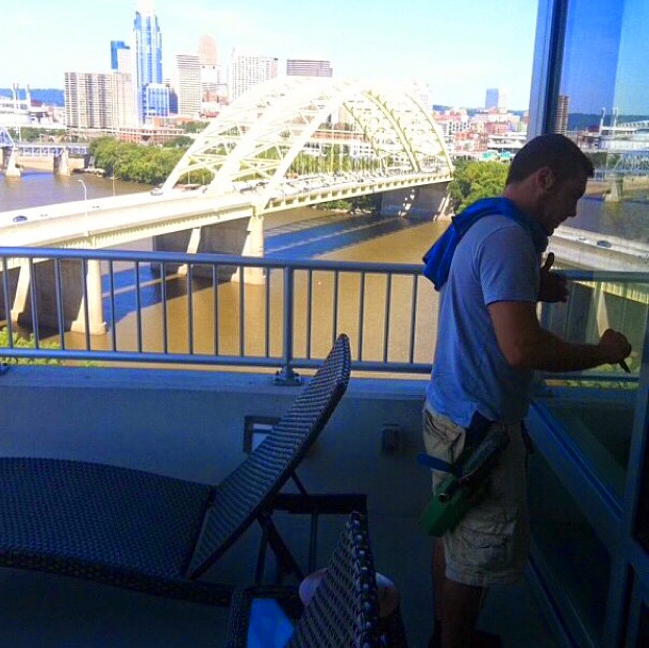 commercial window cleaning clearview window cleaning cincinnati